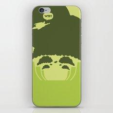 WTF? Super! iPhone & iPod Skin