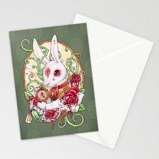 Rabbit Hole Stationery Cards