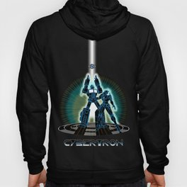 CyberTRON (G1 Optimus Prime Transformers TRON)  Hoody