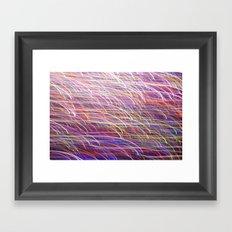 Glitter 4531 Framed Art Print
