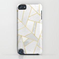 White Stone Slim Case iPod touch
