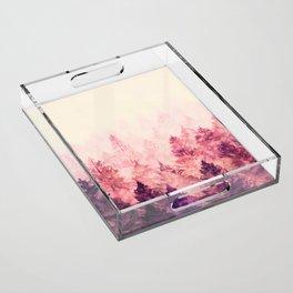 Fade Away III Acrylic Tray