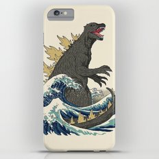 The Great Monster Off Kanagawa iPhone 6s Plus Slim Case