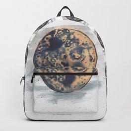 Super Blue Blood Moon 2018 Backpack