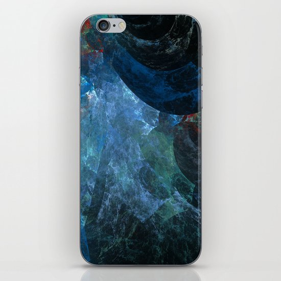 Beneath The Sea iPhone & iPod Skin