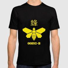 Heisenberg - Breaking Bad 892B Golden Moth Mens Fitted Tee Black LARGE