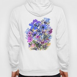 Heavenly Blues and Purples Hoody
