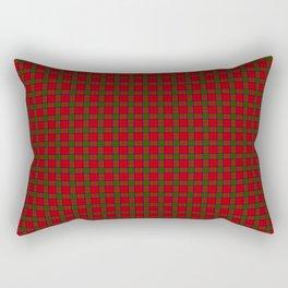 Grant Tartan Rectangular Pillow
