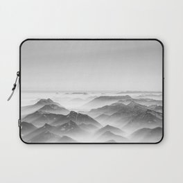 Balloon ride over the alps 2 Laptop Sleeve