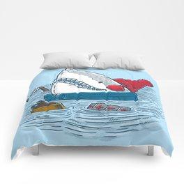 Great White North Shark Comforters