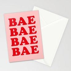 Bae Bae Bae Stationery Cards