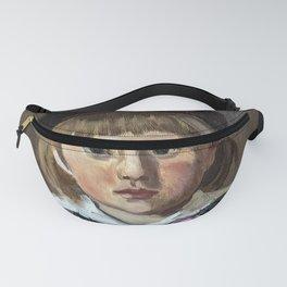 Portrait de son fils Jean en bonnet à pompon, Claude Monet Fanny Pack