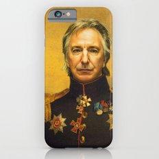Alan Rickman - replaceface Slim Case iPhone 6