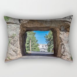Presidents Framed Rectangular Pillow