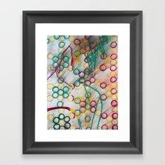 Positive Vibrations Ver.2 Framed Art Print