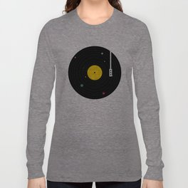 Music, Everywhere Langarmshirt