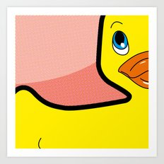 Pop Icon - Joystick Art Print