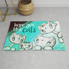 Hope you like cats Rug