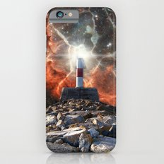Electric Space Lights Slim Case iPhone 6s