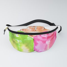 Frog Cakes Fanny Pack