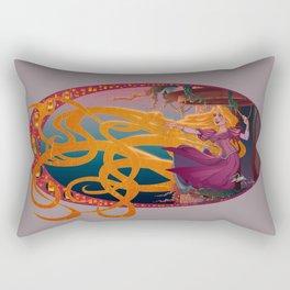 Rapunzel - Tangled Rectangular Pillow
