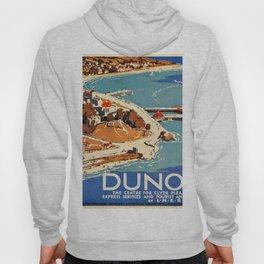 Vintage poster - Dunoon Hoody