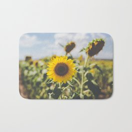 Allora | Sunflowers Bath Mat