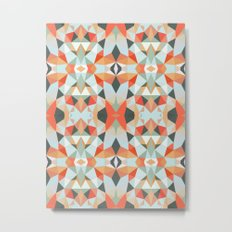 Island Tribal Metal Print