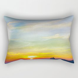 Umbria Sunset Rectangular Pillow