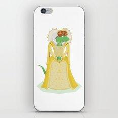 Queen Elizardbeth I iPhone & iPod Skin
