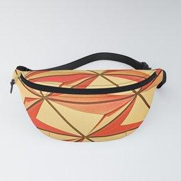 Colored Geometrics #buyart #society6 Fanny Pack