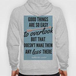 GOOD THINGS Hoody