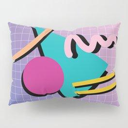 Memphis Pattern 10 - 90s - Retro Pillow Sham