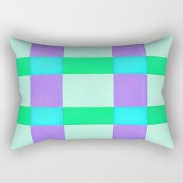 Contagious Rectangular Pillow