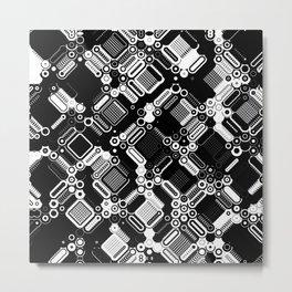 11 Max pro 45 degree Metal Print