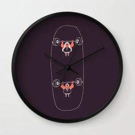 Heavyweight Skateboarding Wall Clock