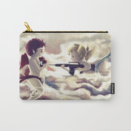 TWISTED RELATIONSHIPS Carry-All Pouch
