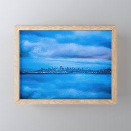San Francisco Mood Framed Mini Art Print