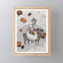 The Collectors Framed Mini Art Print