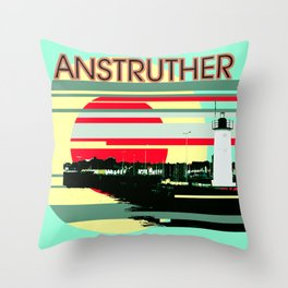 Anstruther Throw Pillow