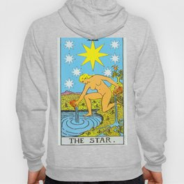 17 -	The Star Hoody