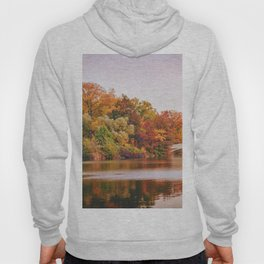 Autumn Colors Are the Best Colors - New York City Hoody