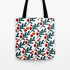 TWIGS AND BERRIES Tote Bag