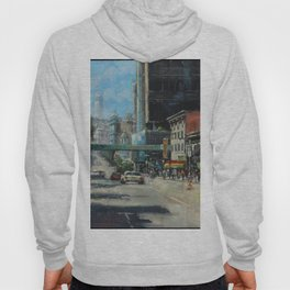Where Can You Find Dragons, Coppolas & a Giant Nozzle. Hoody