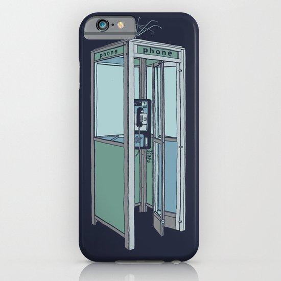 San Dimas Telecoms iPhone & iPod Case