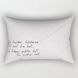 Chans Rectangular Pillow