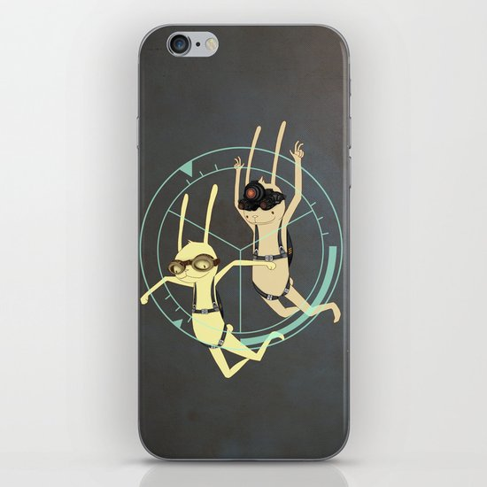 TRIZ Extended [collap w Sweet Aleksandra] iPhone & iPod Skin