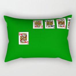 Oh, the anticipation! Rectangular Pillow