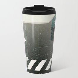 let it rain Metal Travel Mug