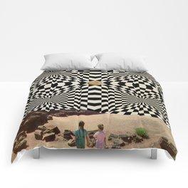 New dimensions VIII Comforters